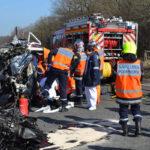 Accident mortel sur RN70